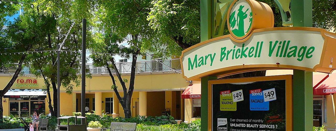 Mary Brickell Village  Smi Avenuemi Fl