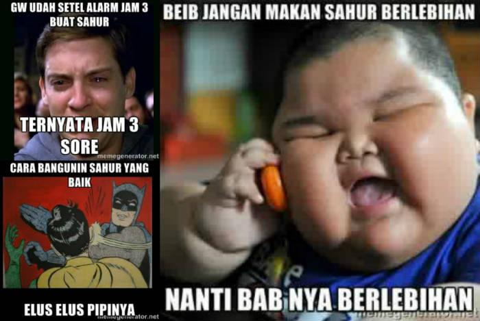 Wwwlucupuasa Com Untuk Kumpulan Meme Foto Dp Bbm Lucu Ramadhan Cek Di Sini Id Files