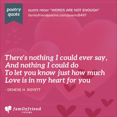Love Poems About Marriage