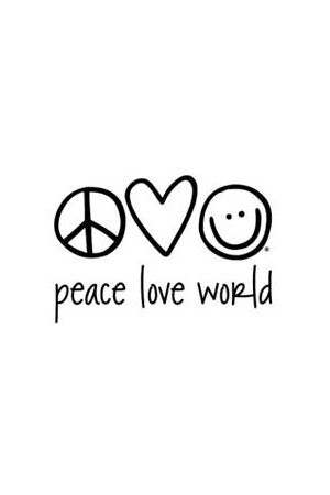 Peace Love World Profile P O