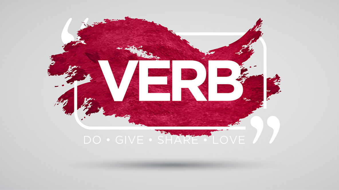 Verb Do Give Share Love