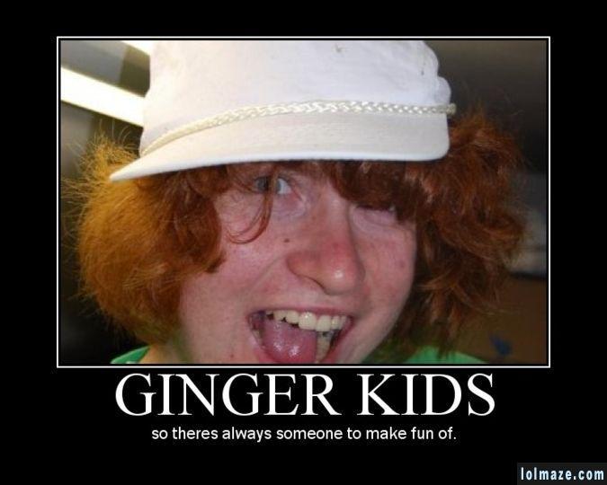 Redhead Guy Jokes