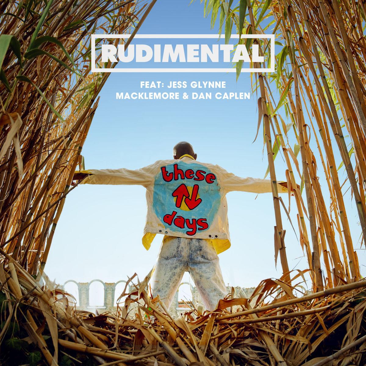 Cover Rudimental Feat Jess Glynne Macklemore Dan Caplen These Days