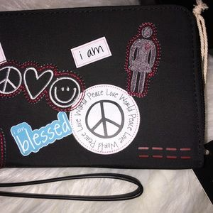 Peace Love World Bags Peace Love World Wallet