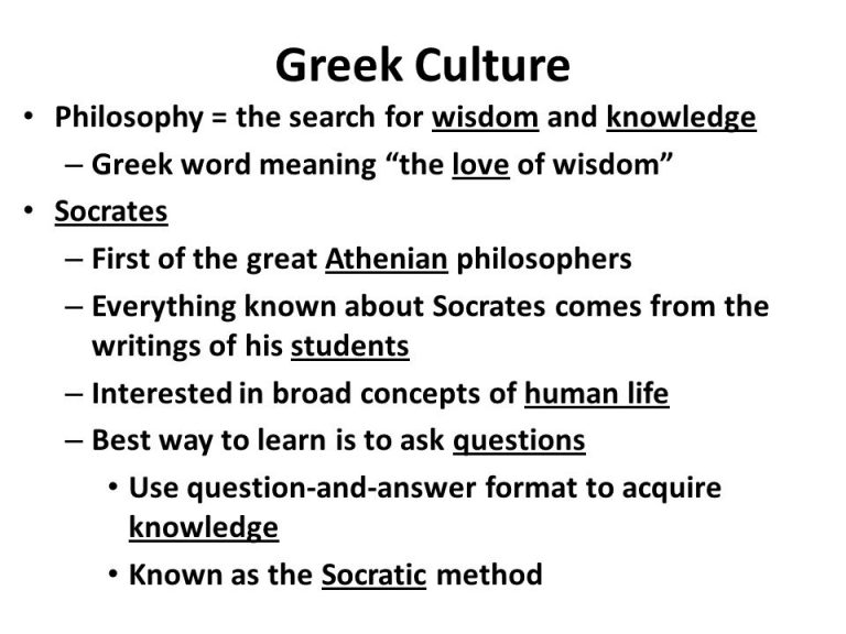 Greek Word Meaning The Love Of Wisdom Socrates First Of The Great Athenian Philosophers Everything Known About Socrates Comes From The Writings Of