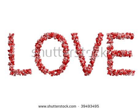Word Art Love