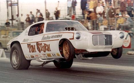 Old School And Nostalgia Funny Car Thread Page Yellow Bullets