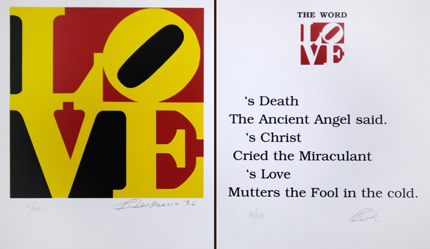 Love Red Yellow Black Poem From The Book Of