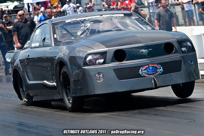 Kaspers Korner Drag Racing Outlaw Mustangs At Yellow Bullet Nationals
