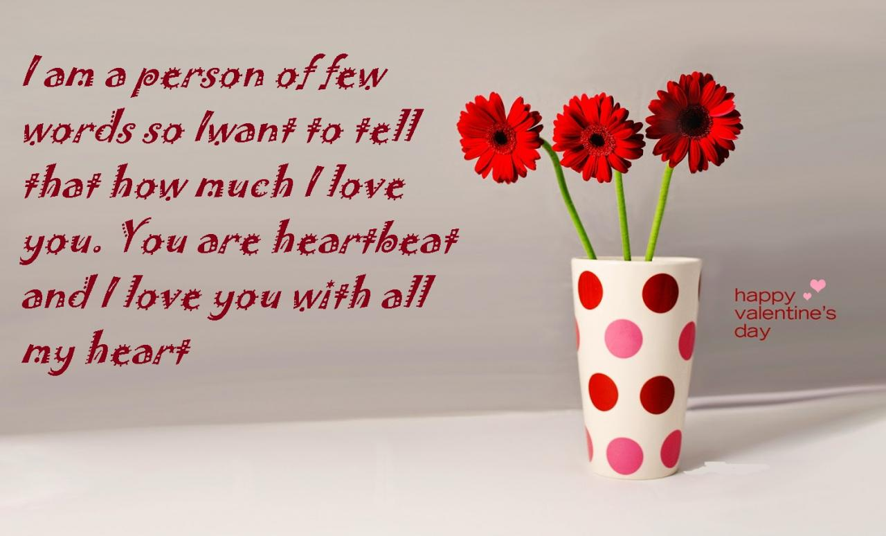 Valentine Day Greeting Words Valentines Day Sms