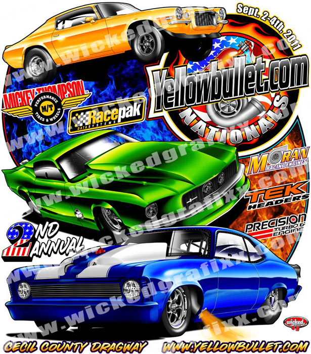 Yellow Bullet Nationals Racing Shirts Jpg