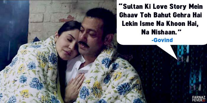 Salman Khan Hka Sharma Starrer Sultan Boasts Of A Powerful Story And Some Incredible Performances Heres Presenting Some Important Dialogues From The