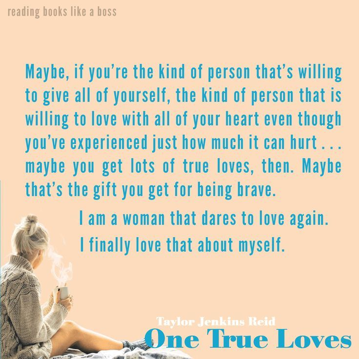 Soulmate Com Quote One True Loves By Taylor Jenkins Reid