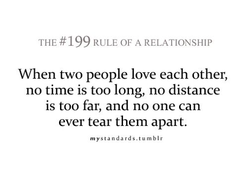 For All Of You Who Have Been In A Long Distance Relationship Quotes