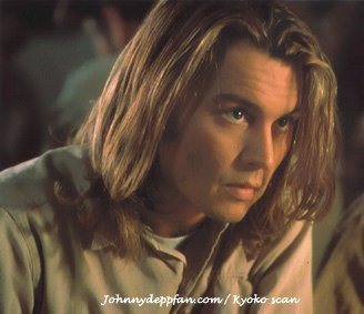 Johnny Depp As George Jung In The Movie Blow
