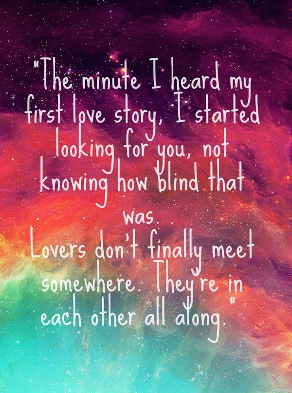 First Love Quotes With Images