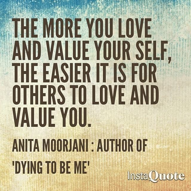 Explore Interesting Quotes Choose Happiness And More The More You Love And Value Yourself