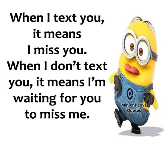 Image Result For Minions Love Quotes
