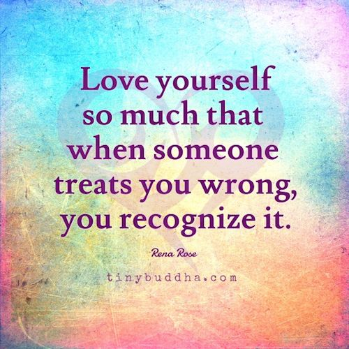 Buddha Quote  C B Love Yourself So Much