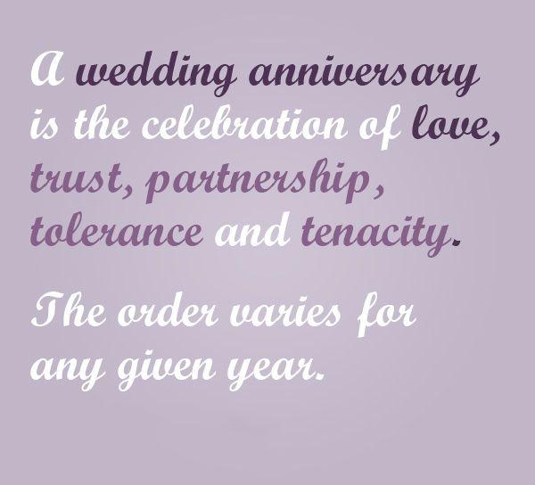 Happy Anniversary Facebook Status