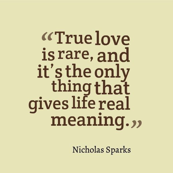Our Love Is Special Real And True And I Thank Everyday For You Simple Quotesquotes