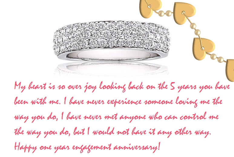 Anniversary Quotes For Happy One Year En Ement