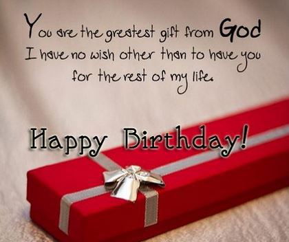 Best Happy Birthday Quotes For Boyfriend Wishes Messages My
