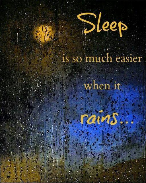 C B Rainy Night