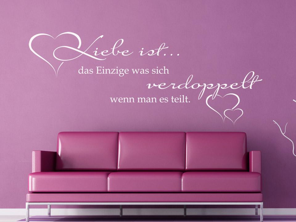 Zitate Liebe Ist Das Einzige