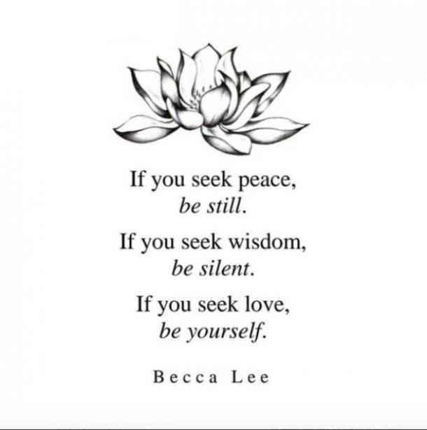 Becca Lee Quotes Self Esteem Love Yourself