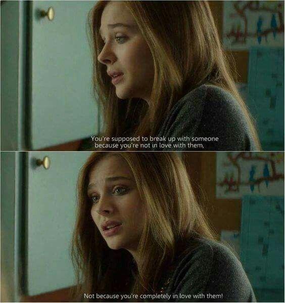 Chloe Moretz In If I Stay Movie