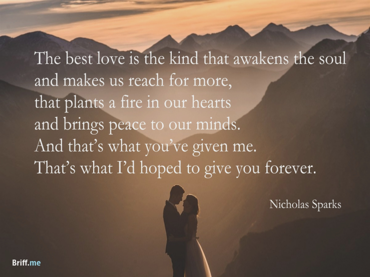 Famous Love Quotes For Wedding S Ches The Best Love Quotes Love Quotes For Wedding Toasts