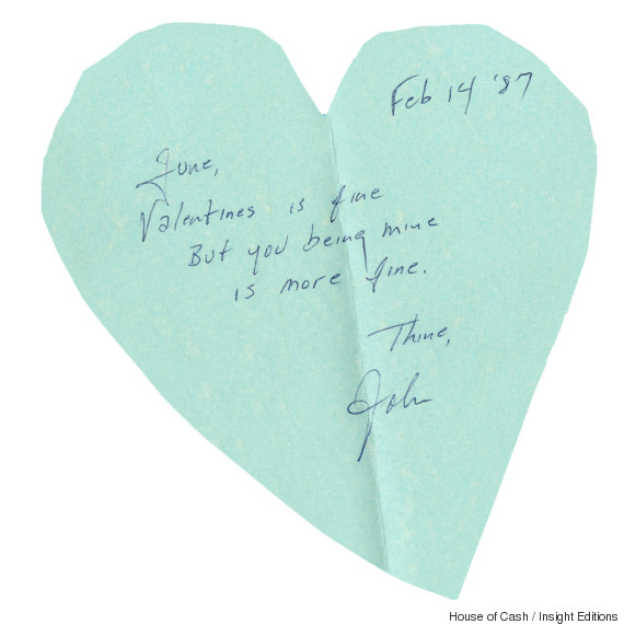 Johnny Cashs Love Letter To June Carter Is One For The Ages
