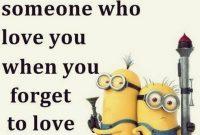 Best Friend Minion Love Quote