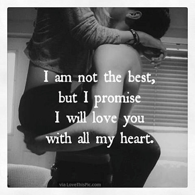 I Will Love You With All My Heart