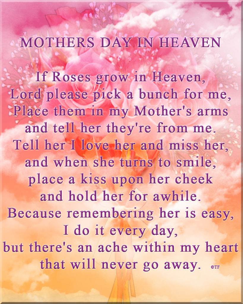 Mothers Day In Heaven Pictures Photos And Images For Facebook Tumblr Pinterest And Twitter