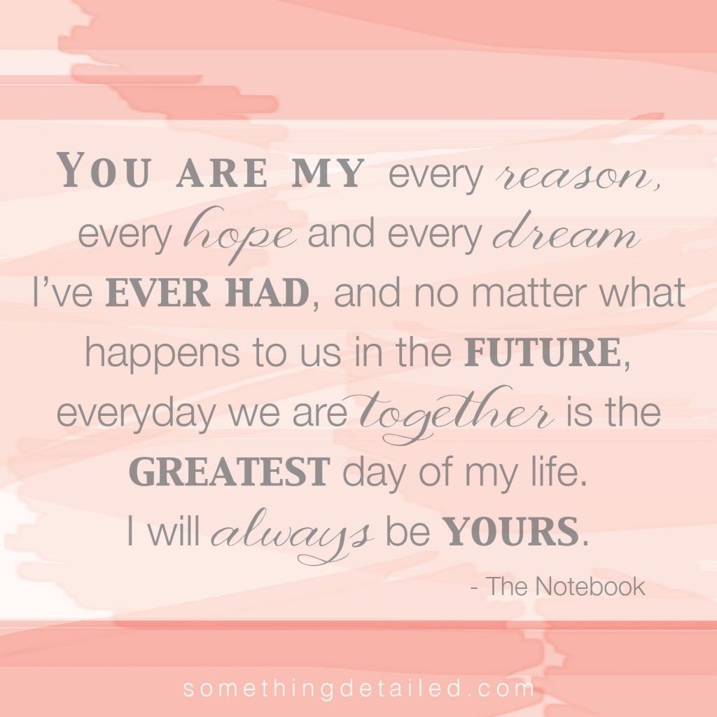 Motivational Future Quotes About Life You Are My Every Reason And Every Hope And Every Dream Quote In Simple Pink Theme Mactoons Life Inspiration