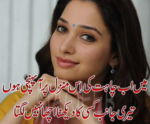 Love Quotes In Urdu For Girlfriend