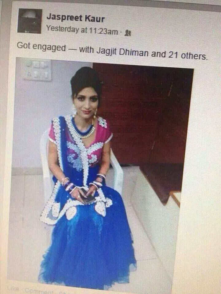 Engagement Status Gone Wrong
