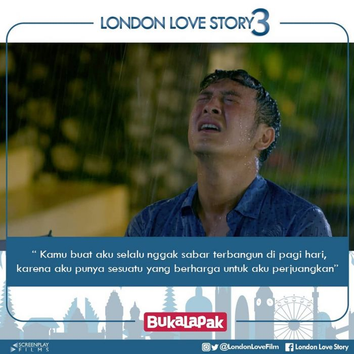 Quotes Romantis Di Indonesia London Love Story  Bikin Baper