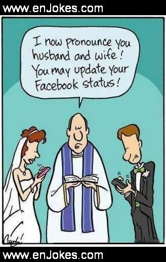 Facebook Humor In English You May Update Your Facebook Status English Jokes