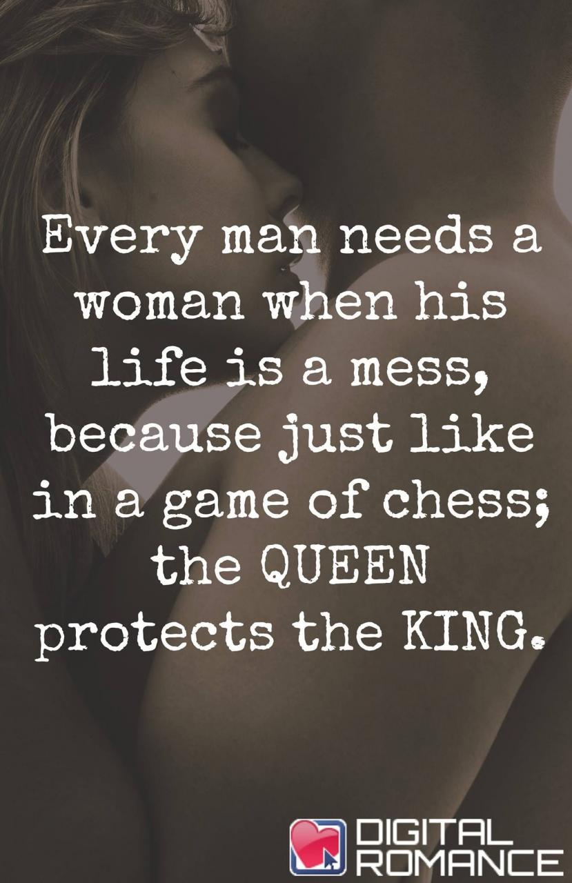 Love Quotes From King To Queen | Hover Me