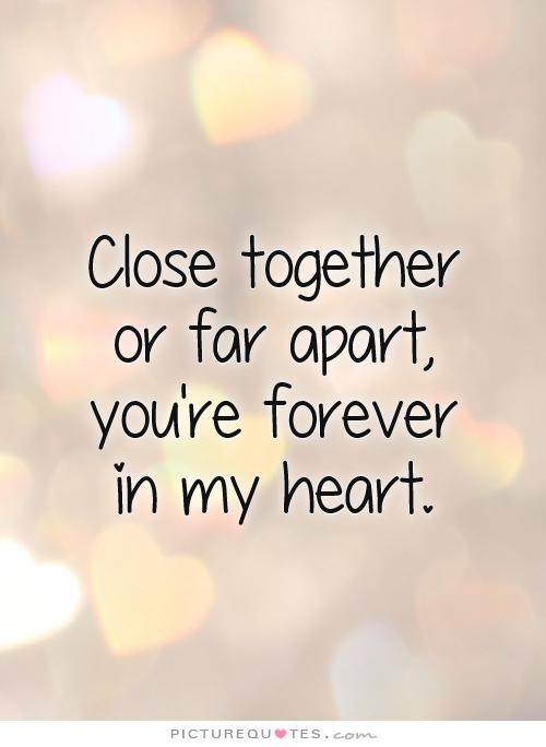 Love Quotes When Youre Far Away Hover Me