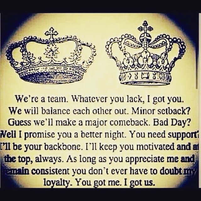 Love Quotes From King To Queen Hover Me
