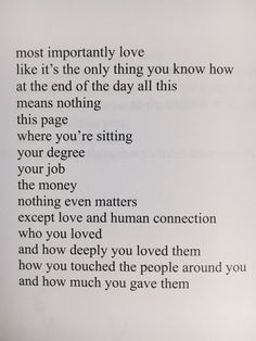 Image Result For Most Importantly Love Like Its The Only Thing You Know How At The Rupi Kaurquoteshuman