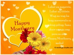 Image Result For Tagalog Mahal Kita Quotes Happy Monthsary Message Tagaloglove