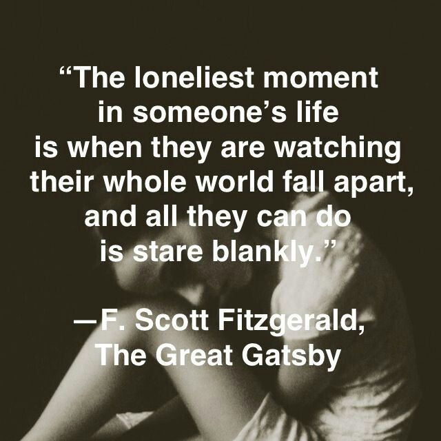 Ive Had This Moment And It Was One Of The Best Moments Of My  C B Great Gatsby Quotesjay