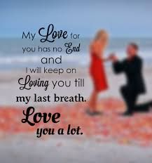 Inspirational Lot Of Love Quotes For Him