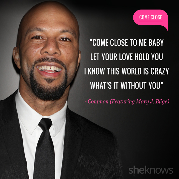 Love Quotes Inspired By Rap Songs Common