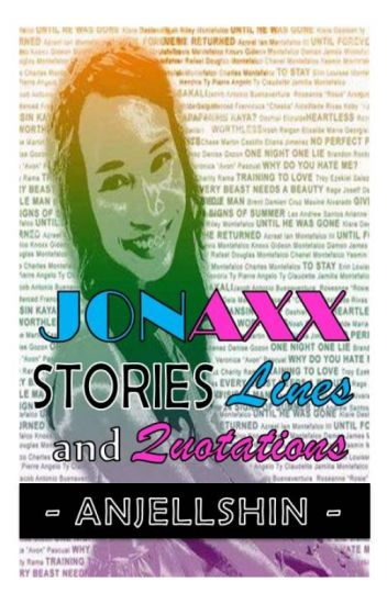 Jonaxx Stories Lines And Quotations  E  A